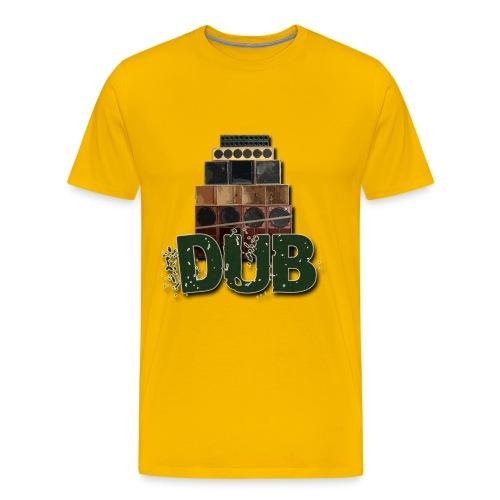 Dub - Men's Premium T-Shirt