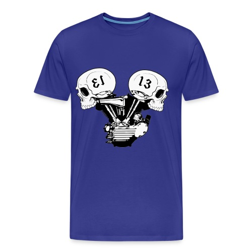 Ciel skullknuck T-shirts - T-shirt Premium Homme
