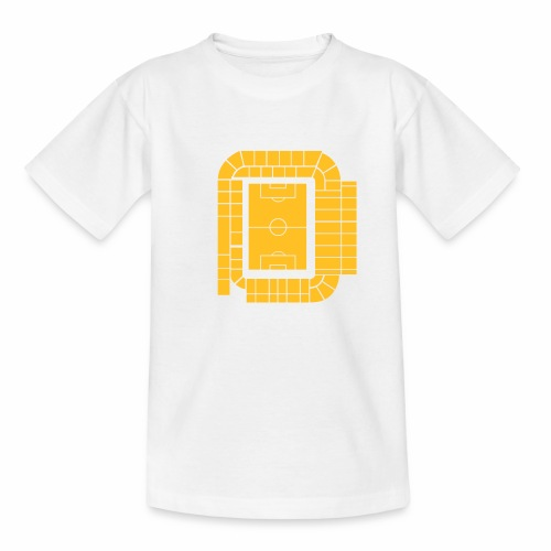 ACTUAL STADIUM PLAN - Teenage T-Shirt