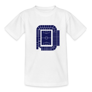 ACTUAL STADIUM PLAN - Teenage T-shirt