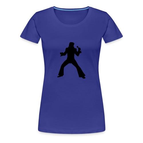 Tribute Tee - Frauen Premium T-Shirt