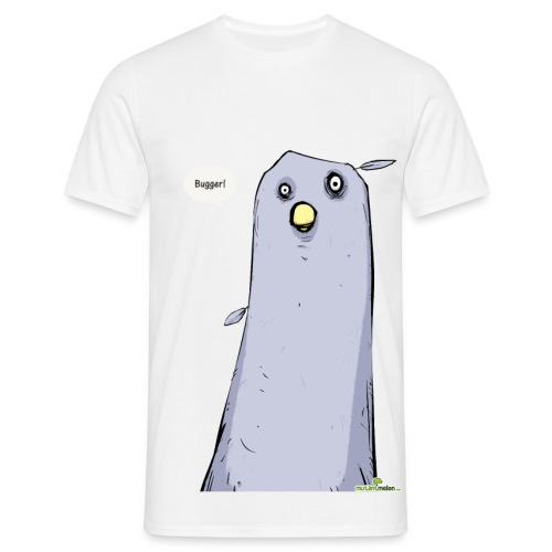 Bugger! Mens Funny Tee - Men's T-Shirt