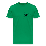T-shirts ~ Mannen Premium T-shirt ~ Spin