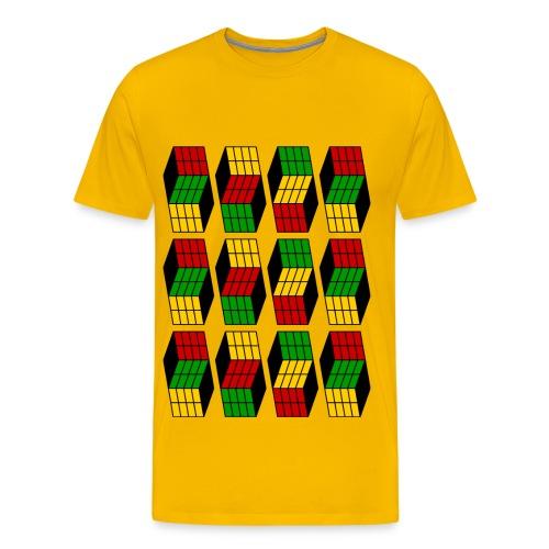 Sheldon Shirt (NEW) - Mannen Premium T-shirt