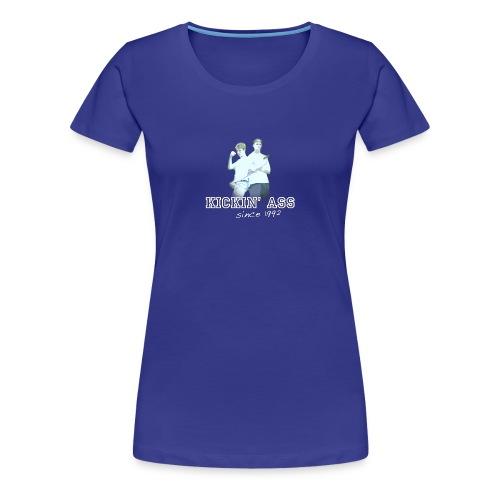 Doin it for the Ladies - Women's Premium T-Shirt