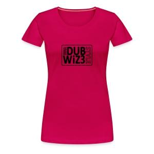 inna DUBWIZ3 style - Women's Premium T-Shirt