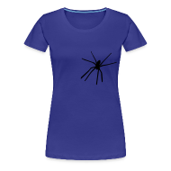 T-shirts ~ Vrouwen Premium T-shirt ~ Spin