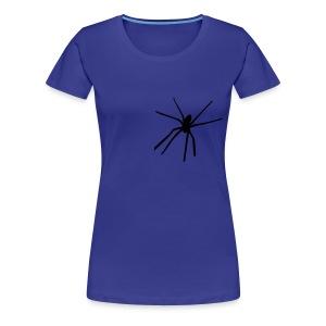 Spin - Vrouwen Premium T-shirt