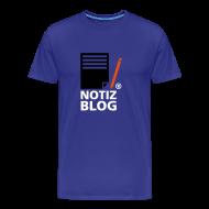 T-Shirts ~ Männer Premium T-Shirt ~ Männershirt