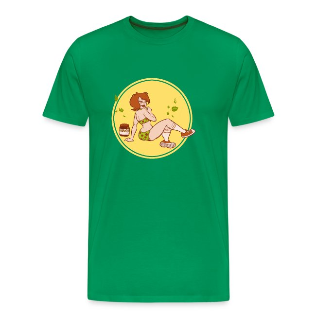 Nütella Girl - Männershirt