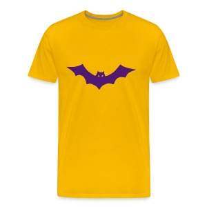 BAT T - Men's Premium T-Shirt