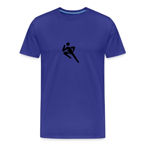 Fotografen T-Shirt Sportfotograf - Männer Premium T-Shirt