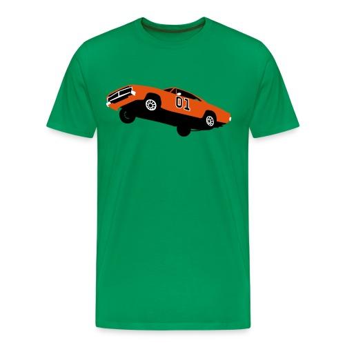 The General - Herre premium T-shirt