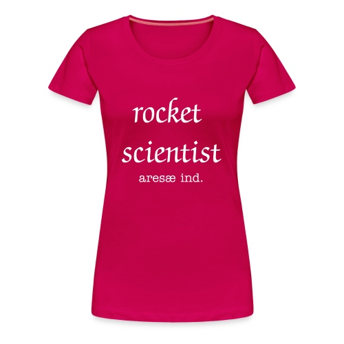rocket5 - Women's Premium T-Shirt