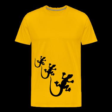 Gelb Salamanders - eushirt.com T-Shirts