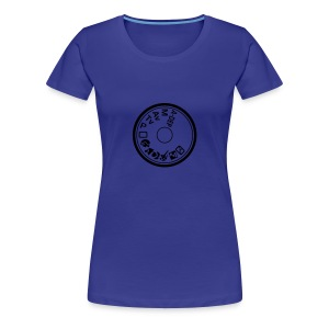 Fotografinnen T-Shirt Programmwahlrad - Frauen Premium T-Shirt