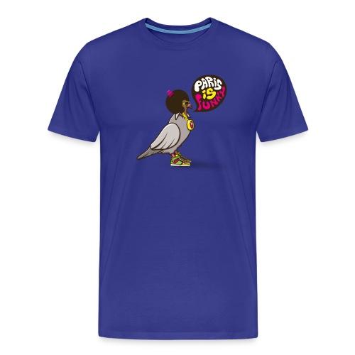 Paris is Funky - T-shirt Premium Homme