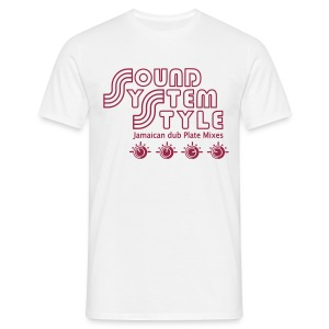 Sound System Style - Men's T-Shirt