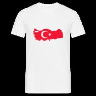 T-shirts ~ Mannen T-shirt ~ Turkije