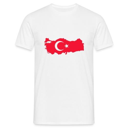 Turkije - Mannen T-shirt