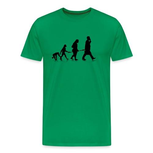 Business Evolution - Männer Premium T-Shirt