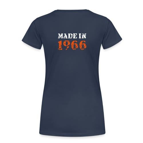 Camiseta mujer Made 1966 - Camiseta premium mujer