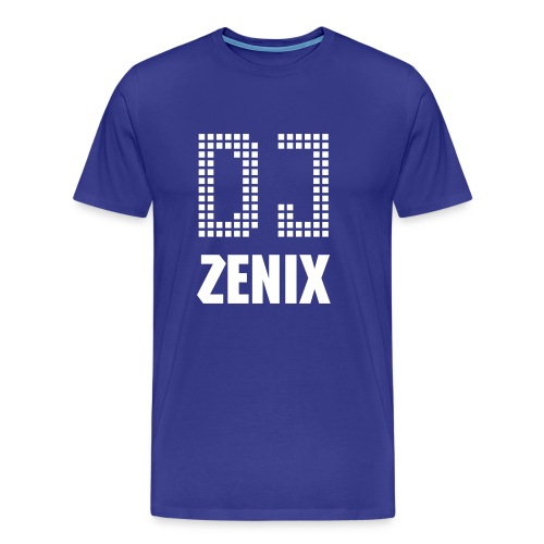 DJ ZENIX GOD COLLECTION MEN - Camiseta premium hombre