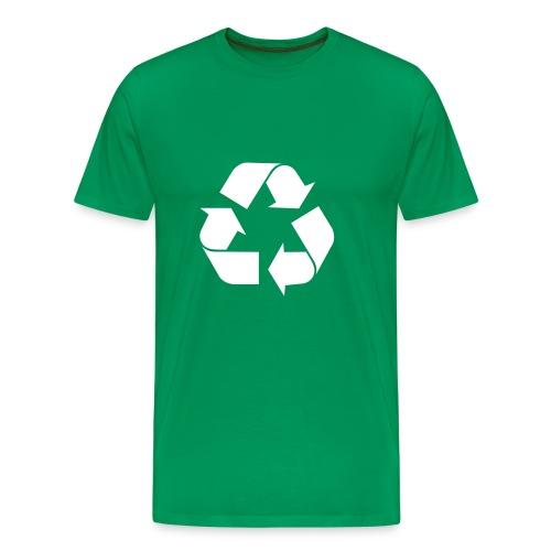 Leonards Recycle Shirt (S02E14) - Mannen Premium T-shirt