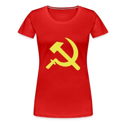 USSR - Women's Premium T-Shirt