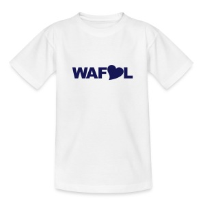 WAFLL - ACRONYM FROM AN OLD LEEDS CHANT - Teenage T-shirt