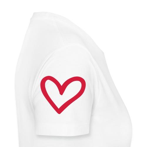 te love t-shirt - Maglietta Premium da donna