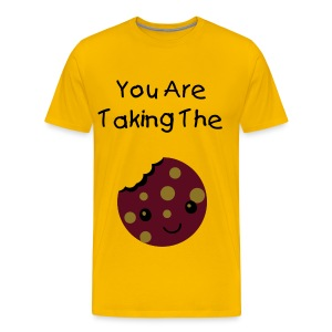 You Are Taking The Biscuit (T-Shirt) - Men's Premium T-Shirt