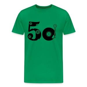 50 - Fifties - Men's Premium T-Shirt