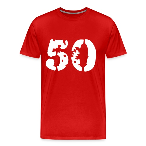 50 - Men's Premium T-Shirt
