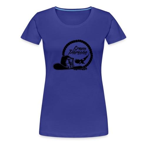 Gram Parsons - Women's Premium T-Shirt
