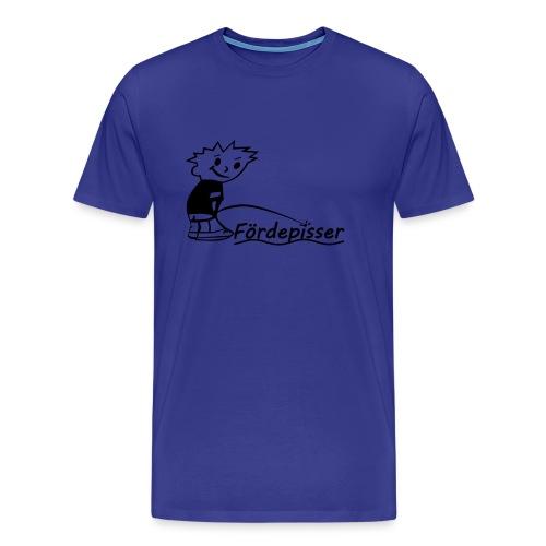 Fördepisser klassisch - Männer Premium T-Shirt