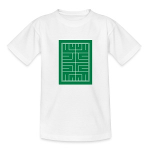 L.U.F.C SYMMETRICAL DESIGN - Teenage T-shirt