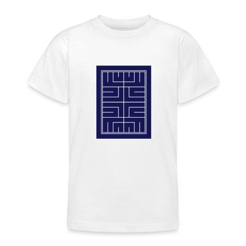 L.U.F.C SYMMETRICAL DESIGN - Teenage T-shirt