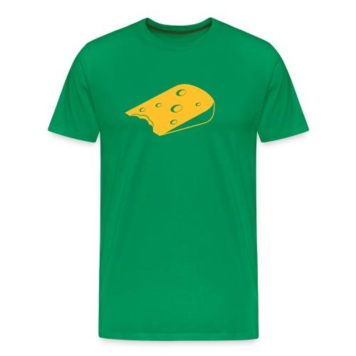 cheesebyte - Männer Premium T-Shirt
