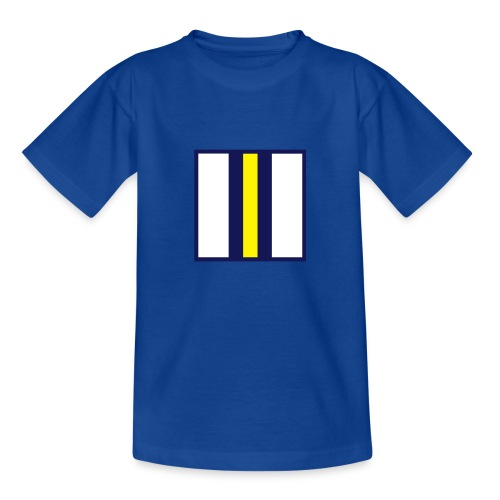 SCARF SQUARE - HOME - Teenage T-shirt