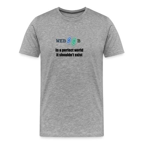 Weboob - T-shirt Premium Homme