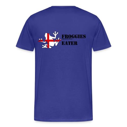 Froggies eater - T-shirt Premium Homme