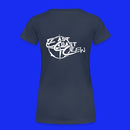 Supportertröja Dam - Premium-T-shirt dam
