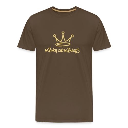 king of kings - Mannen Premium T-shirt