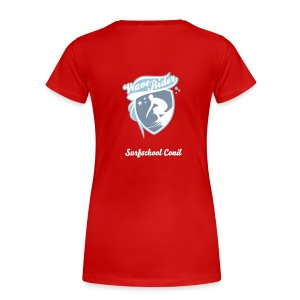 surf girls - Frauen Premium T-Shirt