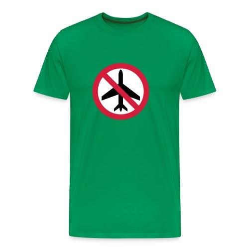 NoFlyShirt - Männer Premium T-Shirt