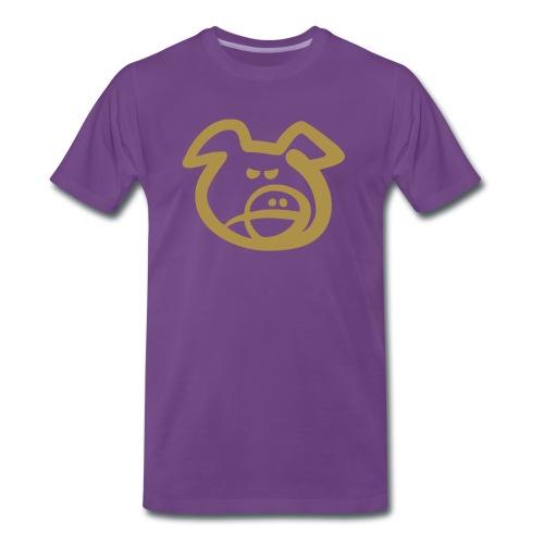 Purple Grouik - T-shirt Premium Homme
