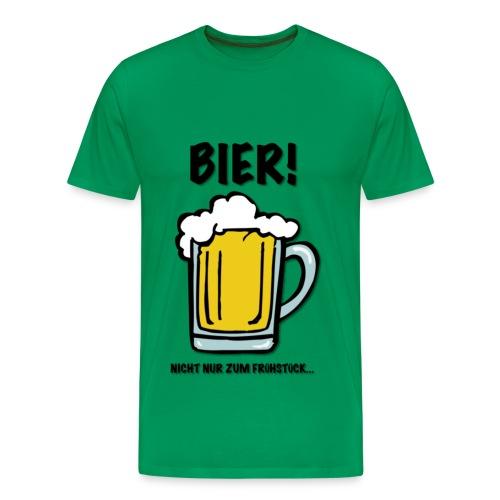 Bier - Männer Premium T-Shirt