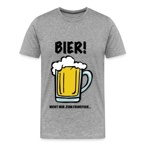 BIER! - Männer Premium T-Shirt