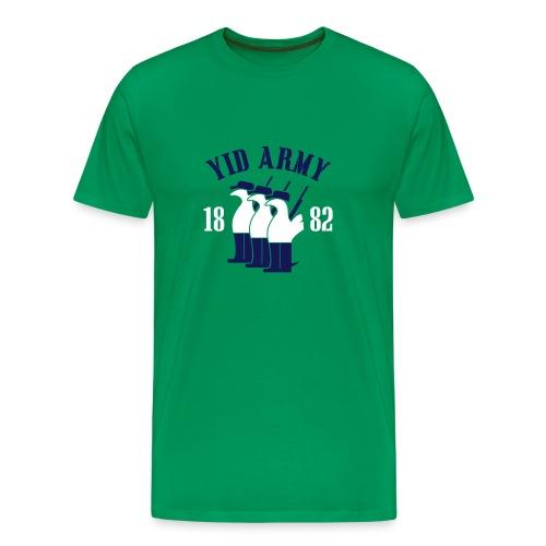 Yid Army 1882 - Men's Premium T-Shirt